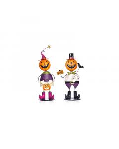 Halloween Laughing Pumpkins